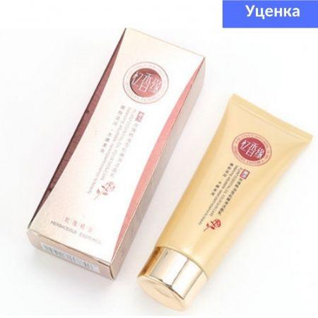 Уценка! Очищающая пенка для умывания с эфирным маслом розы Plant Extracts Moiturising the Skin