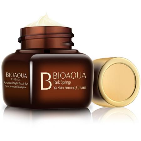 Ночная крем-сыворотка для век BioAqua Night Repair Eye Cream. 20 грамм