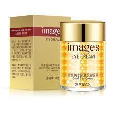 Антивозрастной увлажняющий крем для глаз Images Eye Cream с золотом 30 мл