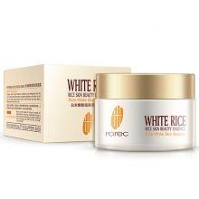 Крем для лица Rorec Rice White Skin Bauty экстрактом риса 50 г