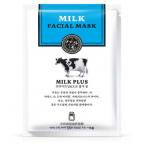 Тканевая маска с протеинами молока Milk Plus Whitening