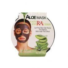 Очищающая маска для лица с экстрактами алое, зеленого чая и мелиссы Natural Extraction