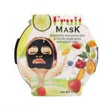 Маска для лица с фруктовыми экстрактами, витамином С и коллагеном
