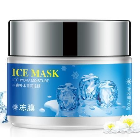 Ночная маска для лица Rorec Sleeping Mask охлаждающая 100 мл