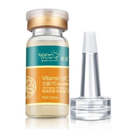 Осветляющая сыворотка для лица Soon Pure Vitamin VC Solution с экстрактом  апельсина 10 мл