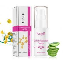 Антивозрастная сыворотка  для лица RtopR Gold Polypeptid serum с частицами золота  20 мл