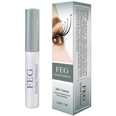 Препарат-сыворотка для роста ресниц FEG 100% 3 мл