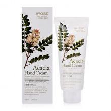 Крем для рук 3W Clinic Acacia Hand Cream с экстрактом акации  100 мл